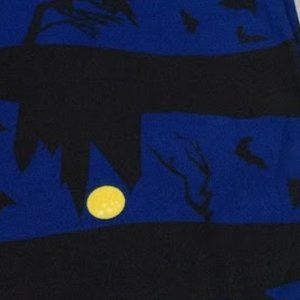 NWT Lularoe TC2 Leggings Bats